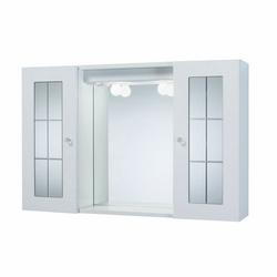 bath solution specchiera giglio 83x16x58 cm