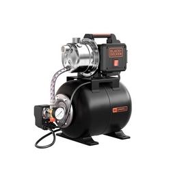 Black+Decker - Pompa autoclave e serbatoio 800w