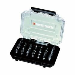 Black+Decker - Set 31 pezzi avvitare/forare A7201-XJ