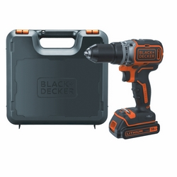 Black+Decker - Trapano/avvitatore Brushless BL186K