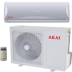 Akai - Climatizzatore  Inverter con pompa di calore 12000