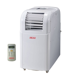 Akai - Condizionatore portatile 9000 BTU