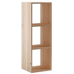 Scaffali di legno in vendita online scopri le offerte for Scaffali in legno grezzo