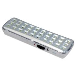 Avidsen - Lampada di emergenza 30 LED SMD