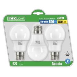Eco Light - Tripack EG33-092730