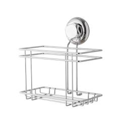 Bestlock - Cestello con ventosa 18,5x13,2xh.20,3 cm