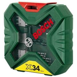 Bosch - Set X-Line Classic 34 pezzi