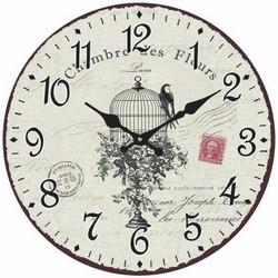Orologio in vetro ¿ 38 cm-8,90 €