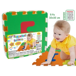 Tappetino Puzzle Lettere-9,90 €