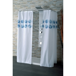 Tende doccia e vasca in vendita online scopri le offerte for Tende per doccia