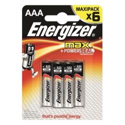 Energizer - Pile Ministilo Max x6