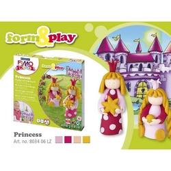 Fimo - Set compleanno Principesse
