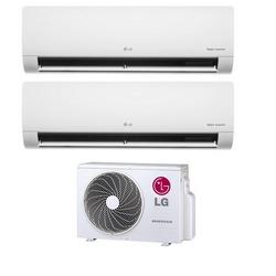 LG - Climatizzatore Libero Smart Inverter  9000+12000 B