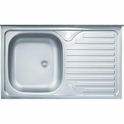 Lavello 1 vasca 50x80 cm-59,00 €