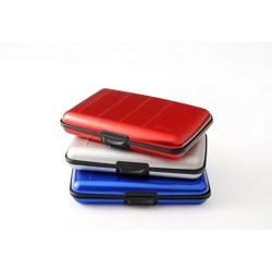 Portafogli in alluminio-4,99 €