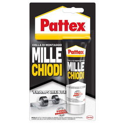 Pattex - Millechiodi Trasparente
