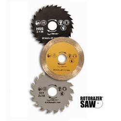 Rotorazer - Lame per sega circolare
