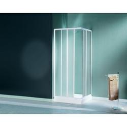 Siro - Box doccia Artico vetro temperato 68-79/78-89