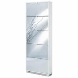 Scarpiere in vendita online scopri le offerte brico io - Scarpiera con specchio ikea ...