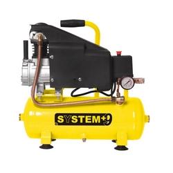 System+ - Compressore 9 lt
