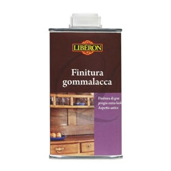 V33 - Finitura Gommalacca