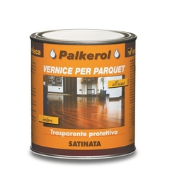 Palkerol Vernice All'Acqua Per Parquet Ml750 - 18,90 €