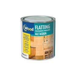 Wood - Flatting trasparente all'acqua