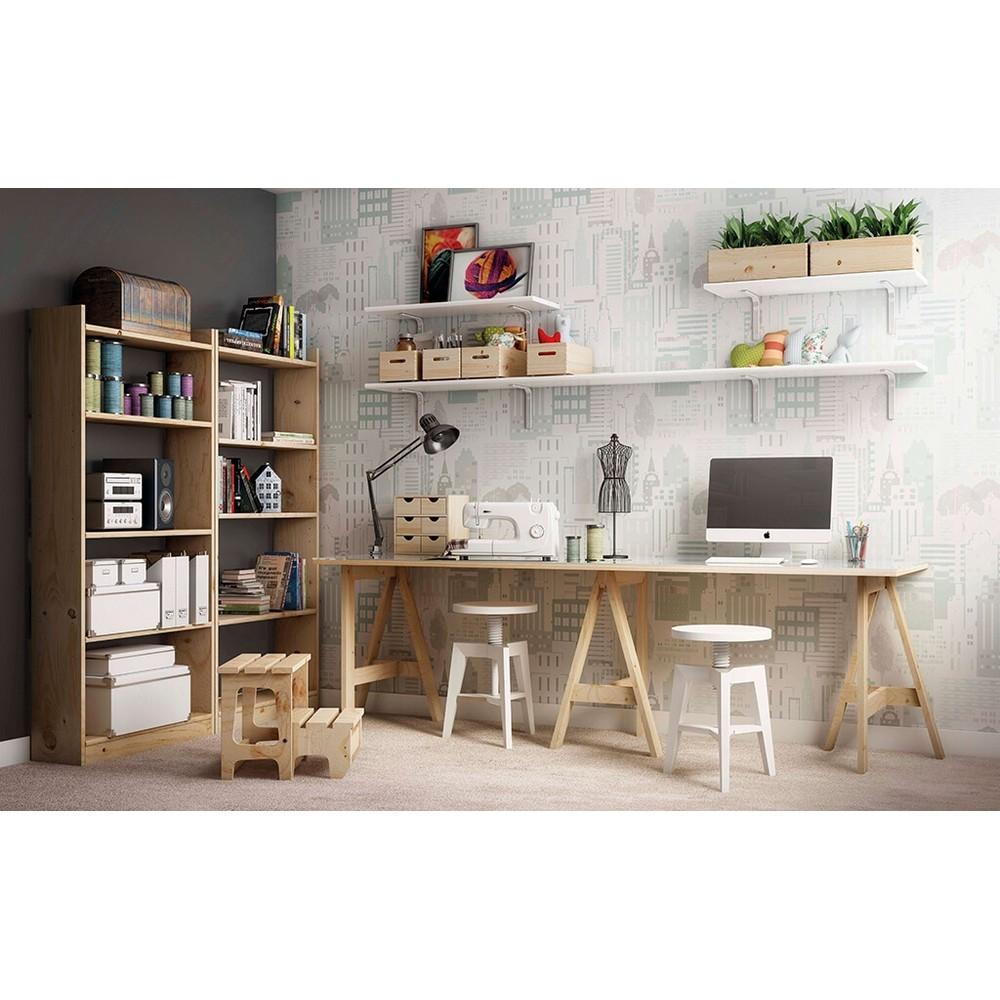 Astigarraga libreria in kit natura shop online su brico io for Libreria shop online