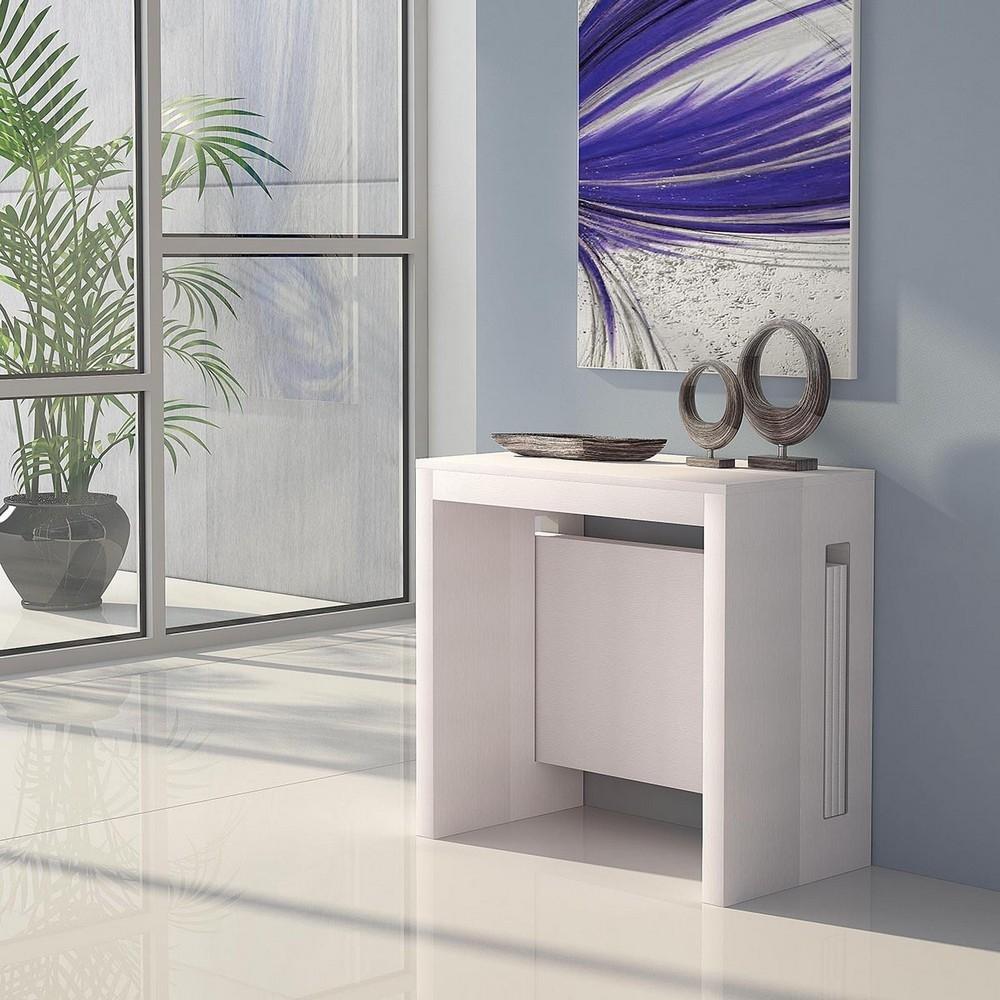Terraneo consolle tavolo estraibile shop online su brico io for Tavolo consolle con sedie