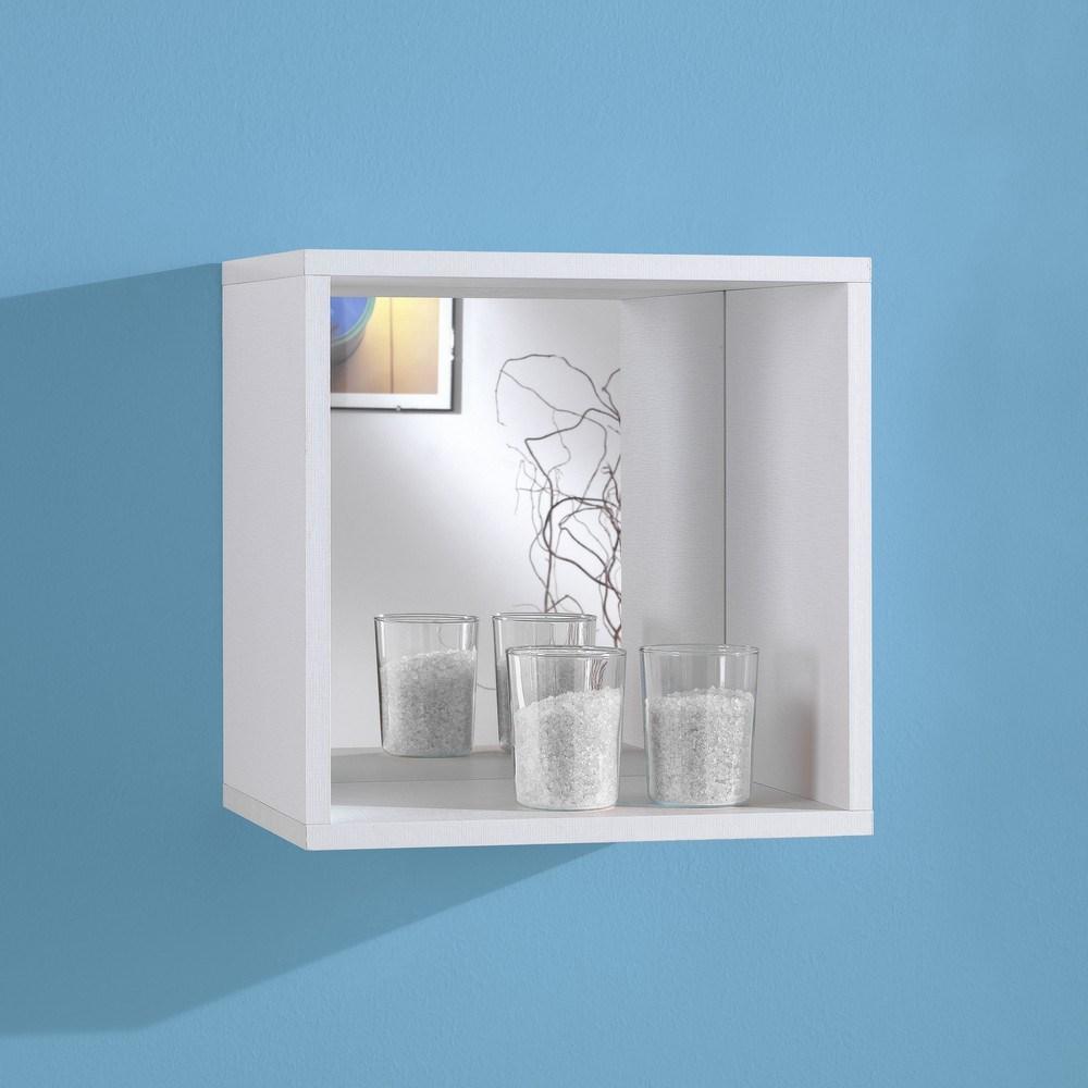 Applique da parete economiche planetitaly for Mensole cubo brico