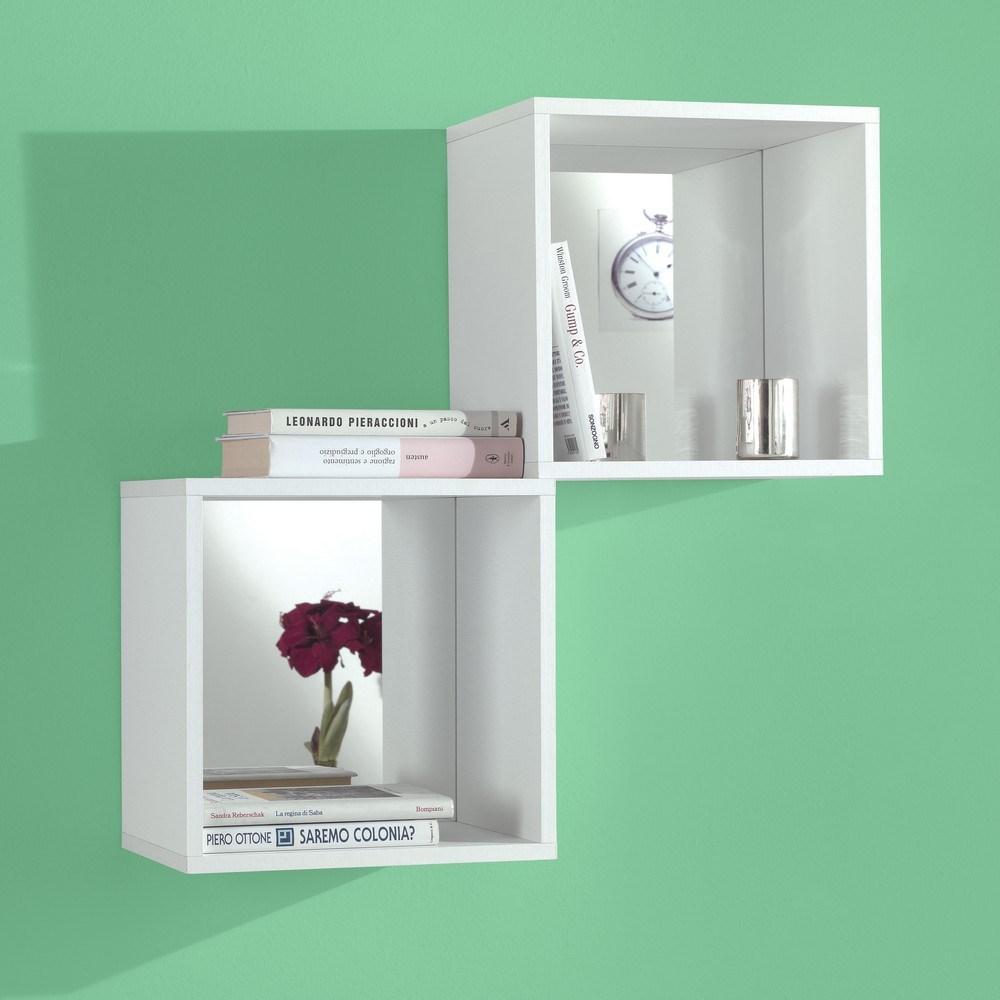 Terraneo Mensola Cubotrend specchio - shop online su Brico io