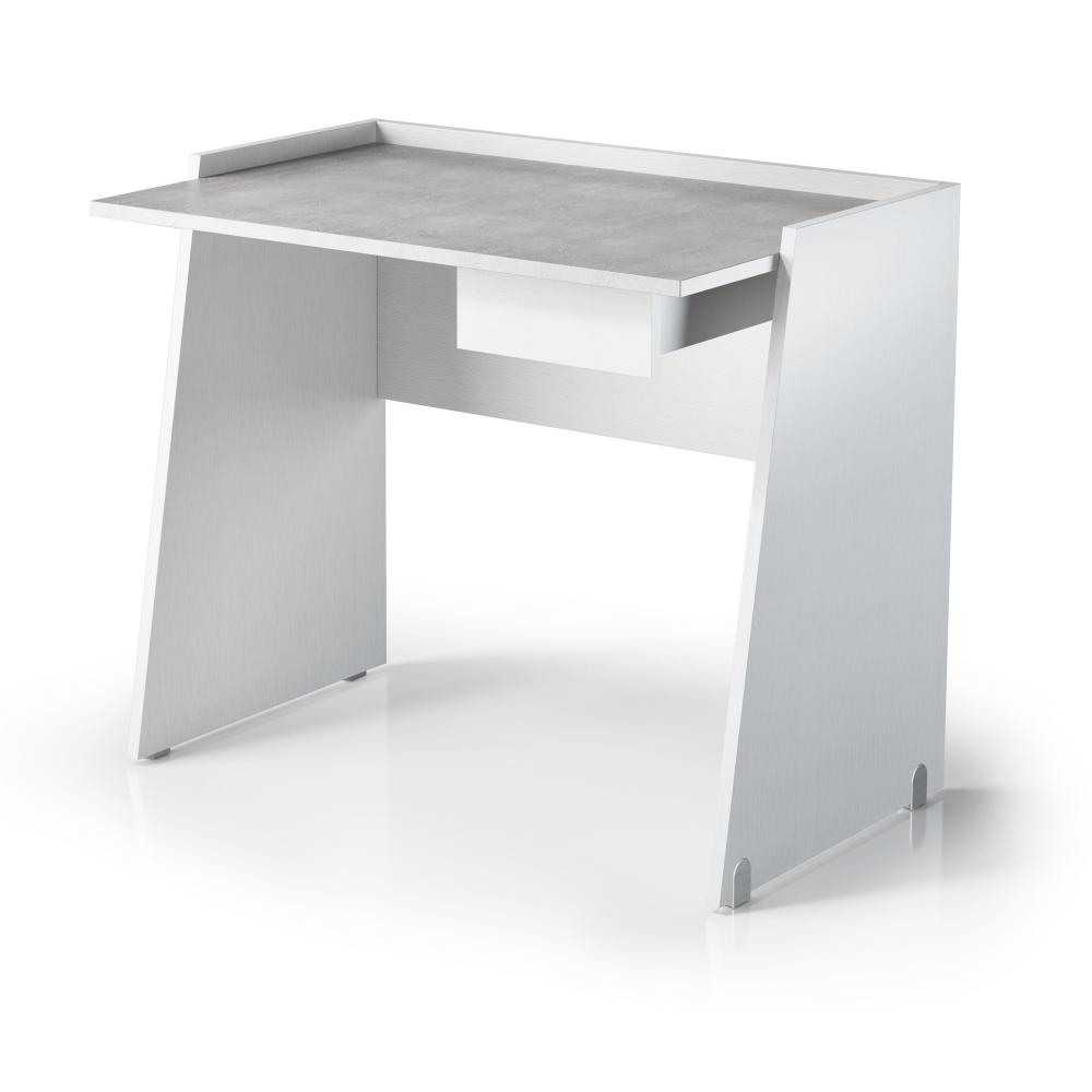 Terraneo scrivania con cassetto 90x60x80 cm shop online for Scrivania economica ufficio
