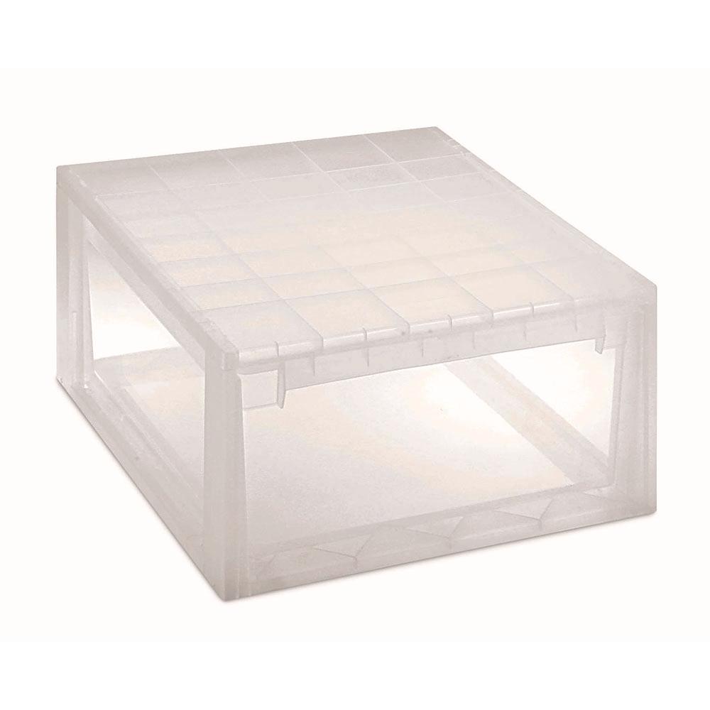 Terry cassetto multiuso sovrapponibile shop online su brico io - Ikea scatole plastica trasparente ...