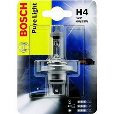 Bosch lampadina auto pure light shop online su brico io for Obi caldaie a gas