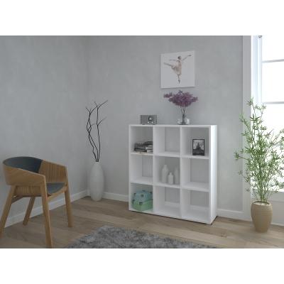Ctf libreria cubo 104 5x33x109 cm shop online su brico io for Libreria shop online
