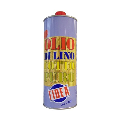 Fidea Olio Di Lino Cotto - shop online su Brico io