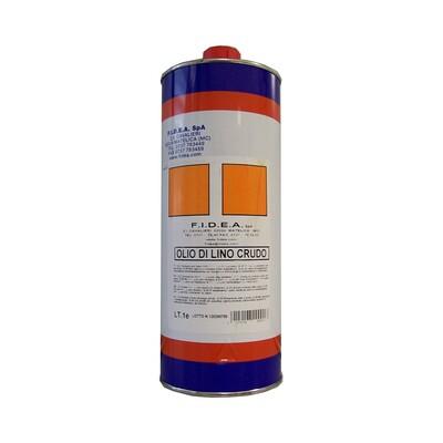 Fidea olio di lino crudo shop online su brico io for Olio di lino crudo