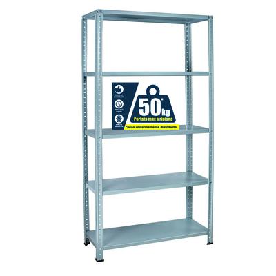 Grima kit scaffale cm shop online su brico io for Ikea scaffali metallo
