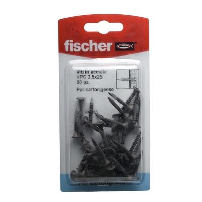 Fischer viti cartongesso shop online su brico io for Fischer per cartongesso