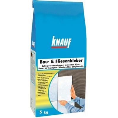 Knauf colla per piastrelle in polvere shop online su brico io - Colla per piastrelle su piastrelle ...