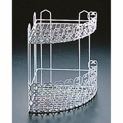 Metaltex portacosmetici florenz 2 piani brico io for Brico io mensole