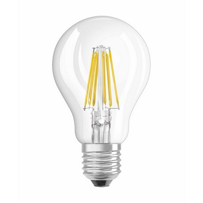 Osram lampadina led retrofit classic a e27 shop online for Leroy merlin lampadine led