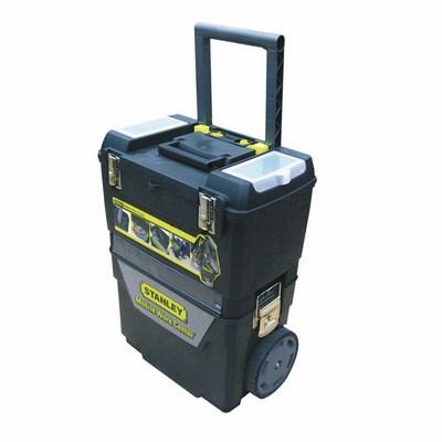Stanley carrello porta utensili shop online su brico io - Cassetta porta attrezzi stanley con ruote ...