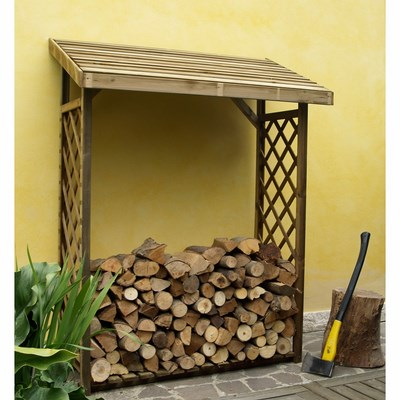 Twig legnaia abete nordico shop online su brico io for Pergola brico io