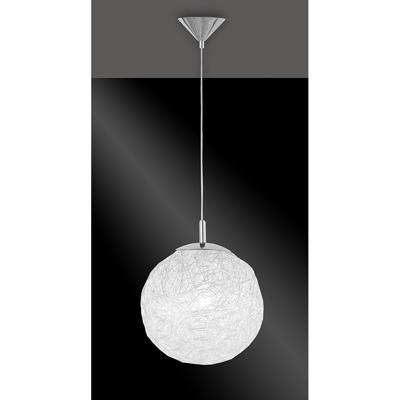 brico io lampadari : Sospensione Dakota in metallo cromato - Brico IO