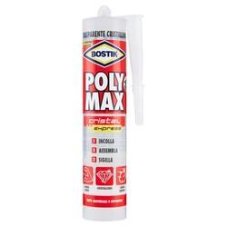 Bostik Poly Max Trasparente-13,00 €