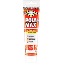 BOSTIK - Sigillante Poly Max Cristal 115 gr