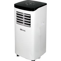 Termozeta - Termozeta Condizionatore portatile 7000 btu touch timer 24h, A, 0,8 kWh, Nero, Bianco, 305 mm, 328 mm, 678 mm
