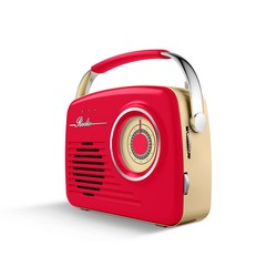 Radio Bluetooth Vintage - 24,90 €