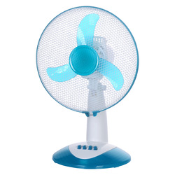 MASTER - Master Ventilatore da tavolo 30cm, Blu, Bianco, 400 mm, 160 mm, 340 mm